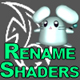 Rename Shader Network
